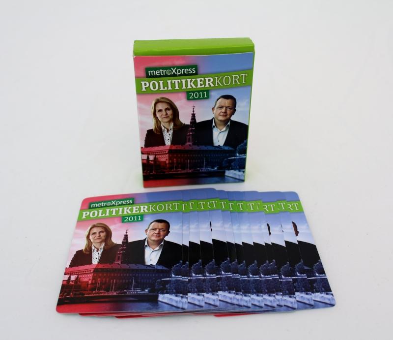 MetroXpress Politerkort